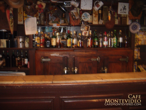 la giraldita bares y cafes montevideo