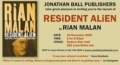 Resident Alien - Launch Invite