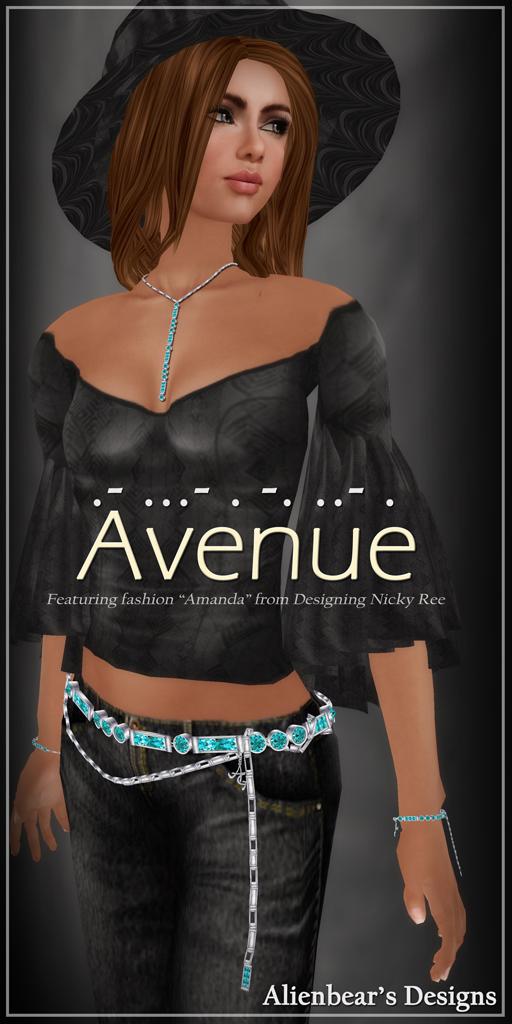 Avenue poster II