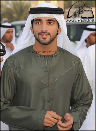 Fazza date of birth