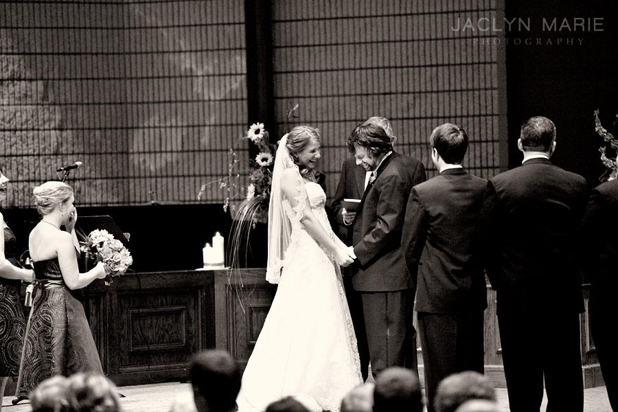 wedding ceremony church photo
