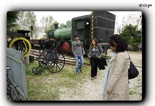 Thessaloniki Railway Museum