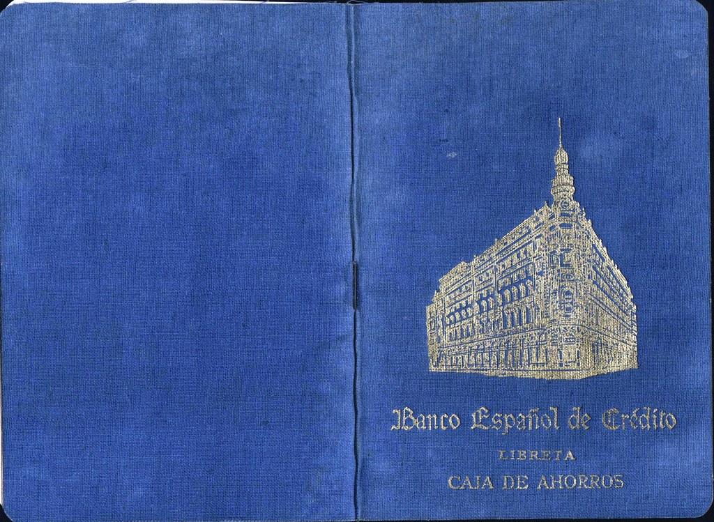 Libreta Banco Español de Crédito_1