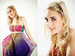 (Ellie Rose Harvey) Tags: fashion studio happy photography video model university makeup solent blonde southampton smily