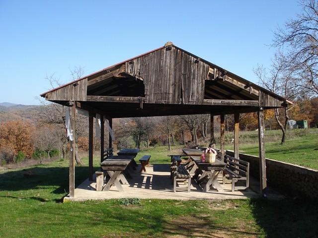 Aisymi village > Evros benches