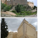 Fès: Borj Nord avant et  après la restauration
