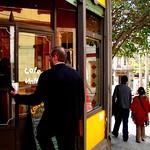 Valparaíso: Café Vinilo, Cerro  Alegre, Calle Alimirante Montt