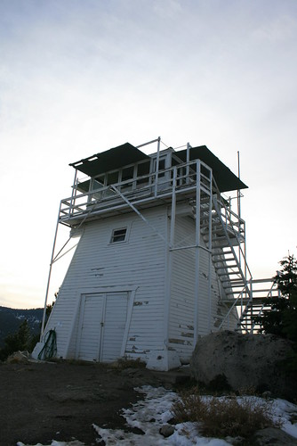 Calpine Lookout Tower