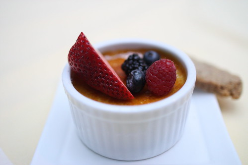 Maple Creme Brulee