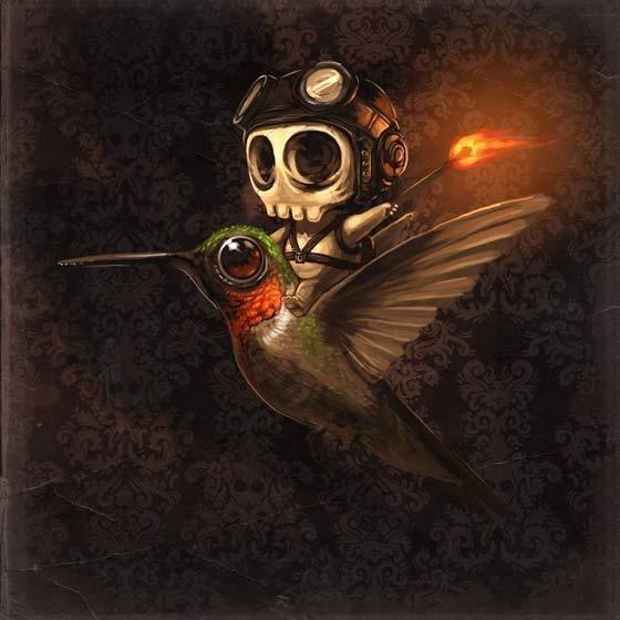 esqueletos-ilustraciones-dibujos