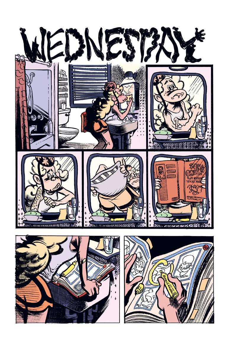 POOR FRANKIE Page 9