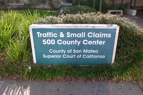 San Mateo County Traffic Court