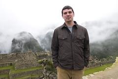 Kerry at Machu Picchu
