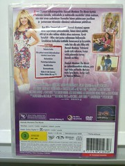 The best gift from Nokia Ever: Hannah Montana. In Finnish. (The Back)