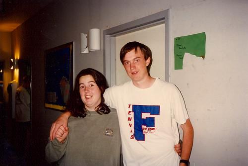 Arica and Erik