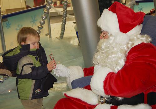 圣诞老人&  卢卡斯