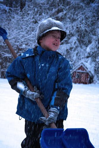Snow works 1