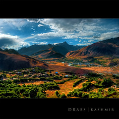 ~ Drass - Blessed by Nature (CoSurvivor) Tags: india nature landscape tiger hill roadtrip kashmir himalaya hdr himalayas ladakh kargil jammuandkashmir drass dras cosurvivor theunforgettablepictures