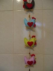 mbile I (Arteli) Tags: de artesanato adriana feltro em paixo arteli roseirasp