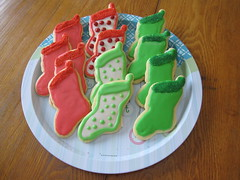 Stocking Cookies hebron ky