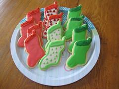 Stocking Cookies hebron ky