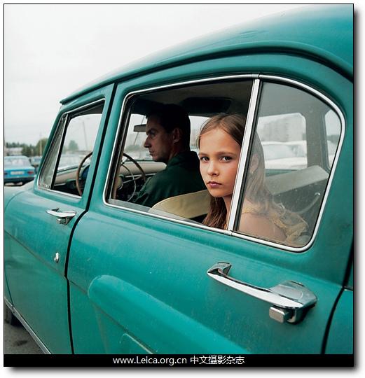 『女摄影师』Michal Chelbin,似曾相识的不同