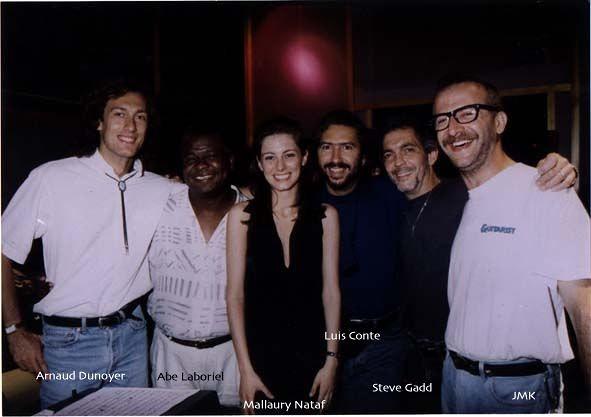 With MALLAURY NATAF, S Gadd, L Conte, A Dunoyer de Segonzac