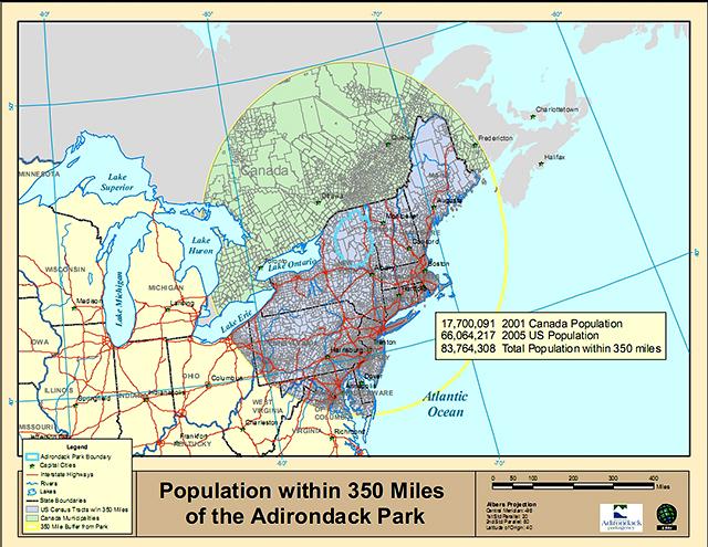 Adirondack 350