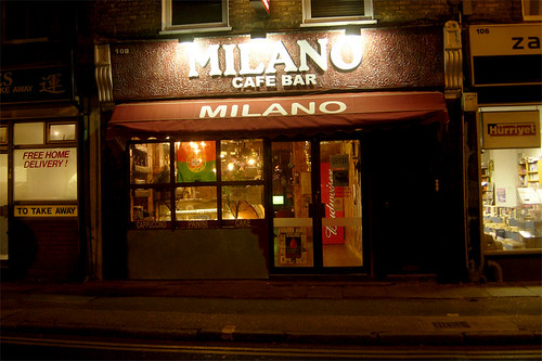 Milano café bar
