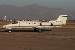Learjet de RAF