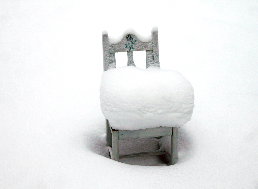 Winter Chair