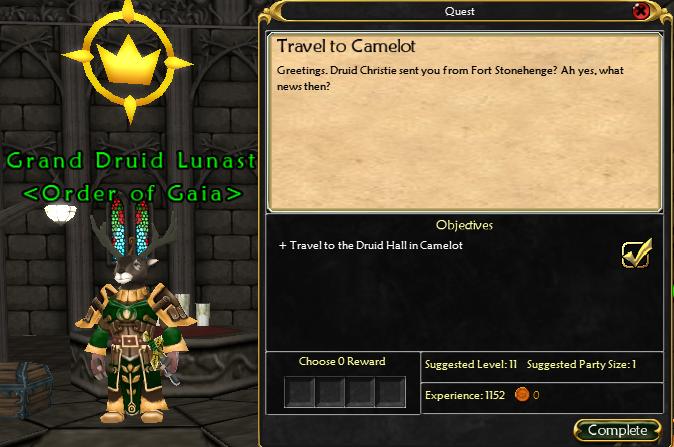 Anglorum / Quest / Travel to Camelot 4253048664_e516c6e907_o