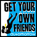 Automorrow - Get Your Own Friends (Single Artwork)