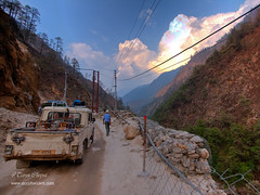 Road Jam on Uterkashi Gangotri Road (Tarun Chopra) Tags: travel portrait india nature canon photography asia wizard greatshot dslr gurgaon purchase bharat newdelhi touristattractions photograpy canoncamera nicecomposition harsil hindustan greatcapture lowerhimalayas 5photosaday indiaimages perfectcomposition traveltoindia superbshot superbphotography fantasticimage betterphotography canon450d discoverindia makemytrip hindusthan earthasia smartphotography mustseeindia indiatravelphotography harshiltravel gangotritravel discoveryindia buyimagesofindia gurugram