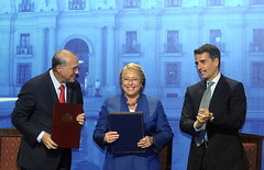 Chile signs up as first OECD member in South America