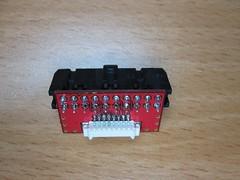 floss-jtag-20pin-adapter-2 (piesden) Tags: electronics breakout jtag 20pin