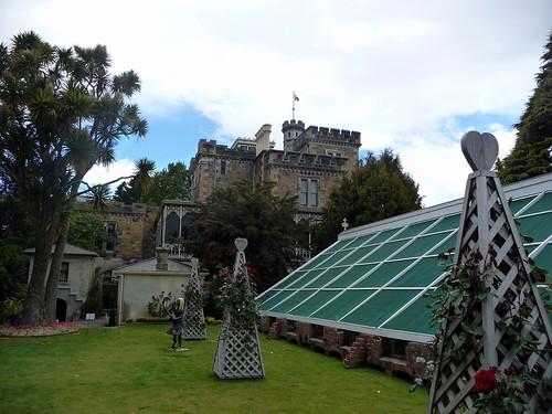 21_115 Larnach Castle Gardens NZ