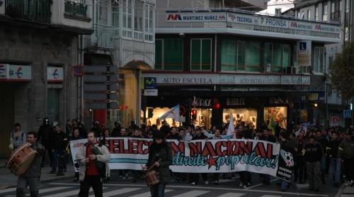 Manifestación nacional