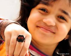 Happy !!! (mustapha_ahmad) Tags: deleteme5 deleteme8 portrait deleteme deleteme2 deleteme3 deleteme4 deleteme6 deleteme9 deleteme7 girl smile happy kid deleteme10 ring d90 tehreem mustaphaahmad