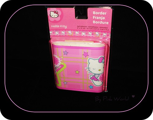 hello kitty wallpaper border. Hello Kitty Wall Border♥