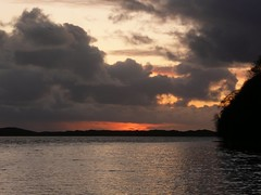 Sunset over Donegal Bay