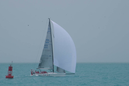Prelimaries at Key West Race Week