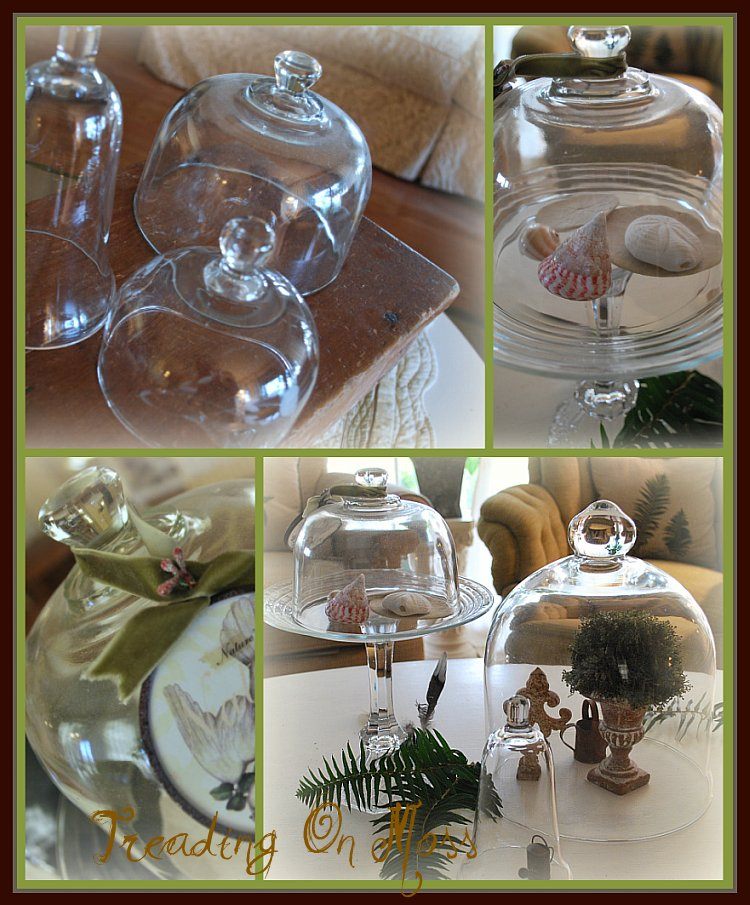 Cloches-Decorating