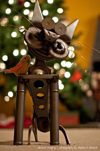 52-10: Harmony: Cat + Bird