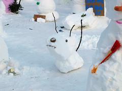 Rettet die Schneemänner