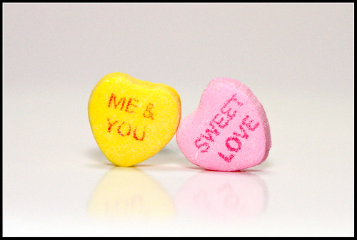 Conversation Heart Candy. Conversation Hearts middot; candy