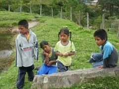 Los niños  de Coconucos