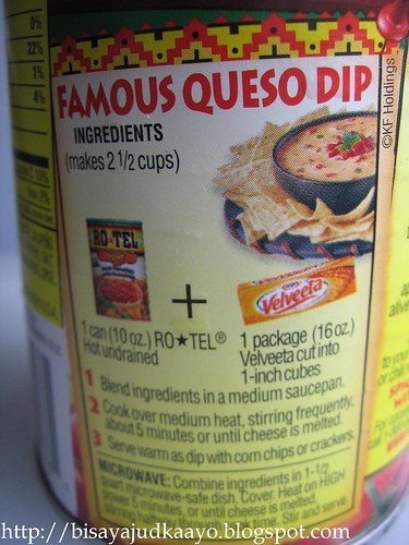Rene's Queso Dip