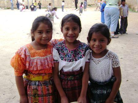 Guatemala shoe donation - - School Carnival1