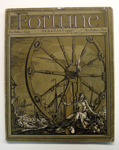 Fortune Magazine - 1st issue